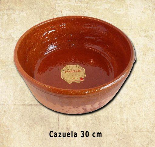 cazuela 30 cm