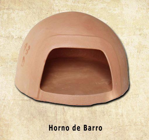 horno de barro
