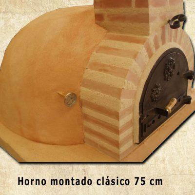 horno montado clasico hmc75