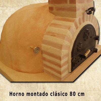 horno montado clasico hmc80