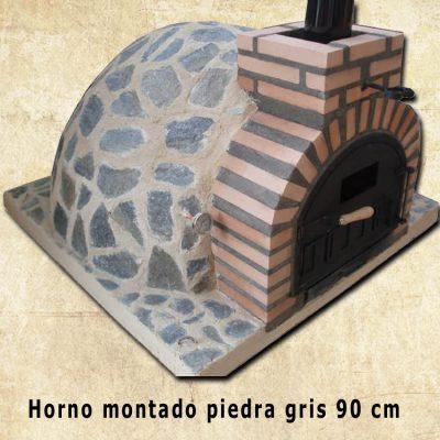 horno piedra gris H-90